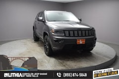 New 2021 Jeep Grand Cherokee LAREDO X 4X4 Sport Utility Twin Falls, ID