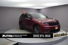 New 2019 Jeep Grand Cherokee LIMITED X 4X4 Sport Utility Twin Falls, ID