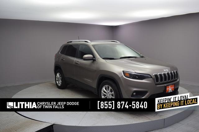Used 2019 Jeep Cherokee Latitude FWD SUV Twin Falls, ID
