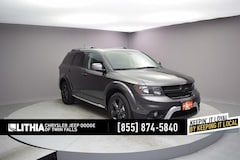 New 2018 Dodge Journey CROSSROAD AWD Sport Utility Twin Falls, ID