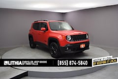 New 2018 Jeep Renegade ALTITUDE 4X4 Sport Utility Twin Falls, ID