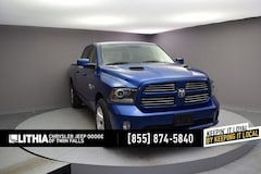 Certified Pre-Owned 2016 Ram 1500 Sport Truck Crew Cab Twin Falls, ID