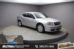 Bargain Used 2012 Dodge Avenger SE Sedan Twin Falls, ID