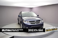 New 2018 Dodge Journey SXT AWD Sport Utility Twin Falls, ID