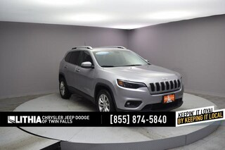 2019 Jeep Cherokee Latitude FWD SUV Twin Falls, ID