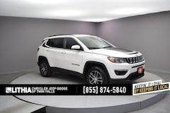 New 2019 Jeep Compass LATITUDE 4X4 Sport Utility Twin Falls, ID
