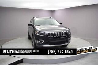 2019 Jeep Cherokee Limited 4x4 SUV Twin Falls, ID