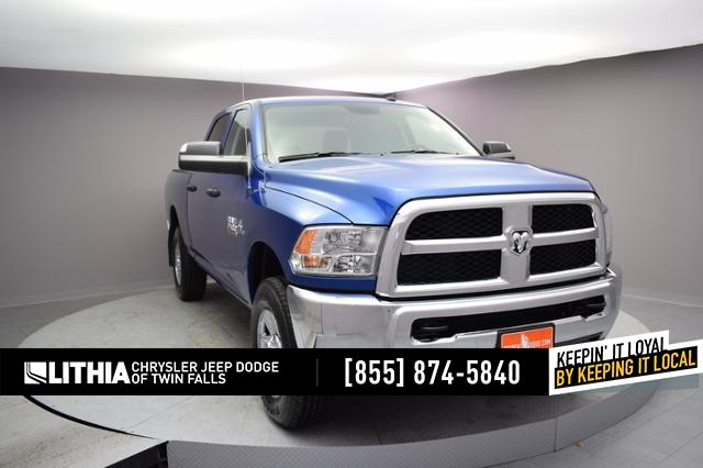 New 2018 Ram 2500 For Sale at Lithia Chrysler Jeep Dodge of