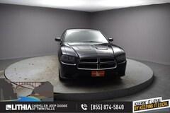 Bargain Used 2012 Dodge Charger SE Sedan Twin Falls, ID