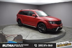Certified Pre-Owned 2018 Dodge Journey Crossroad SUV Twin Falls, ID