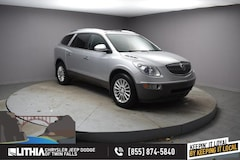 Bargain Used 2012 Buick Enclave Leather SUV Twin Falls, ID