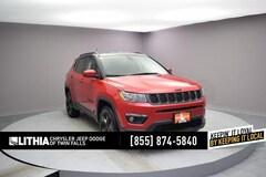 New 2019 Jeep Compass ALTITUDE 4X4 Sport Utility Twin Falls, ID