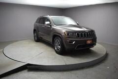 New 2021 Jeep Grand Cherokee LIMITED 4X4 Sport Utility Twin Falls, ID