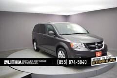 Certified Pre-Owned 2018 Dodge Grand Caravan SXT Van Passenger Van Twin Falls, ID