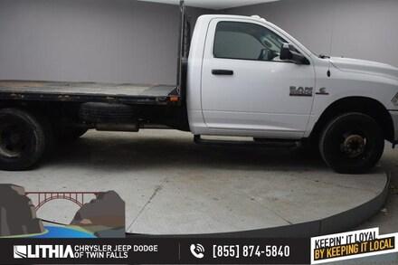 Used 2015 Ram 3500 Chassis Tradesman/SLT Truck Regular Cab Twin Falls, ID