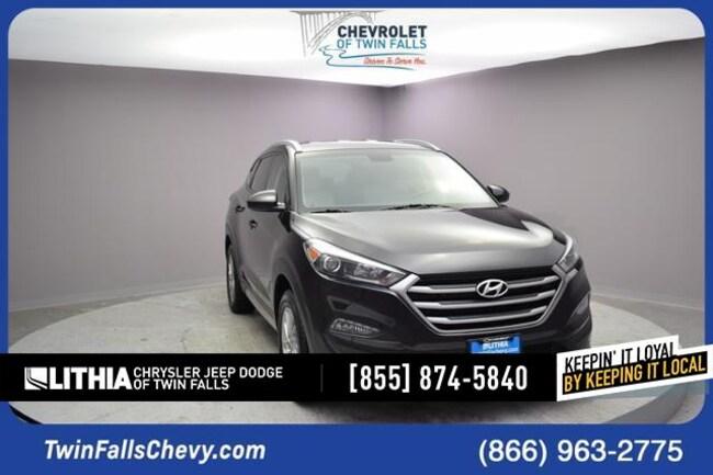 Used 2018 Hyundai Tucson SEL SUV Twin Falls, ID