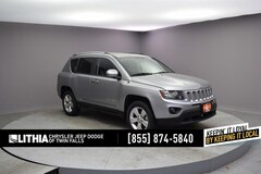 Certified Pre-Owned 2016 Jeep Compass Latitude 4x4 SUV Twin Falls, ID