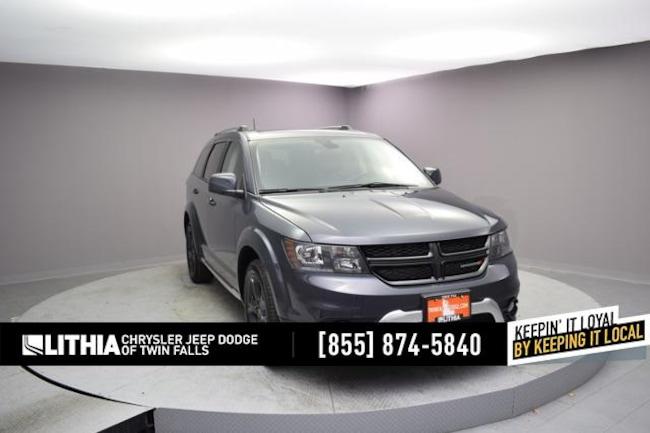 New 2018 Dodge Journey CROSSROAD AWD Sport Utility Twin Falls, ID