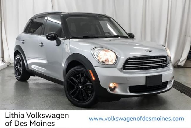 Used 2015 MINI Countryman Cooper SUV Johnston, IA