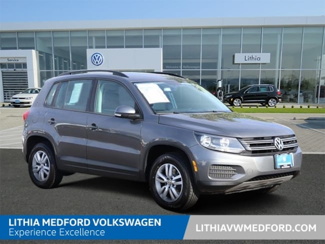 used 2017 volkswagen tiguan 2.0ts 4motion for sale