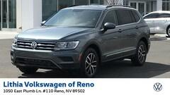 New Volkswagen Vehicles 2021 Volkswagen Tiguan 2.0T SE 4MOTION SUV for sale in Reno, NV