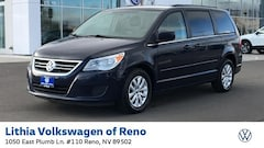 Used 2014 Volkswagen Routan 4dr Wgn SE w/RSE & Navigation Van For Sale in Reno