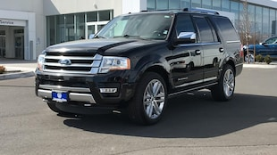 2017 Ford Expedition Platinum 4x4 SUV