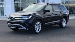 New Volkswagen Vehicles 2021 Volkswagen Atlas 2.0T SE w/Technology 4MOTION (2021.5) SUV for sale in Reno, NV