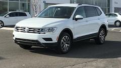 New Volkswagen Vehicles 2021 Volkswagen Tiguan 2.0T S 4MOTION SUV for sale in Reno, NV