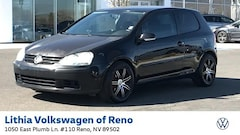 Used 2009 Volkswagen Rabbit 2dr HB Auto S Hatchback For Sale in Reno
