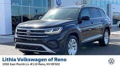 New 2021 Volkswagen Atlas 3.6L V6 SEL 4MOTION (2021.5) SUV Reno, NV