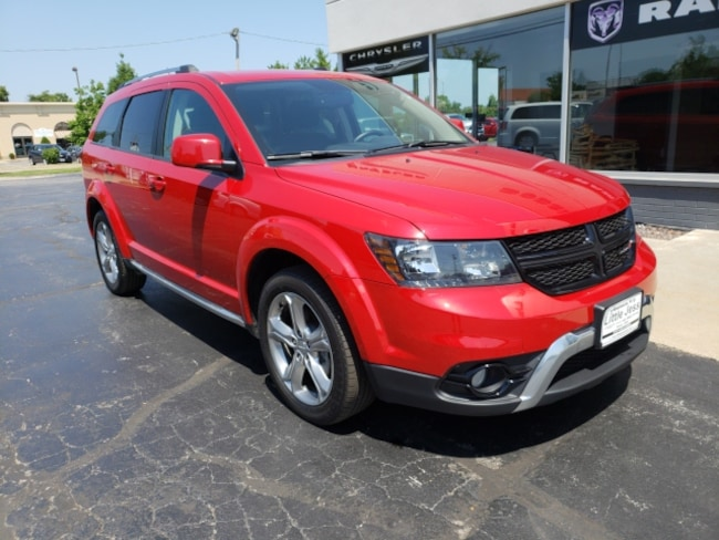 2017 Dodge Journey Crossroad DUAL CONTROLS SUV
