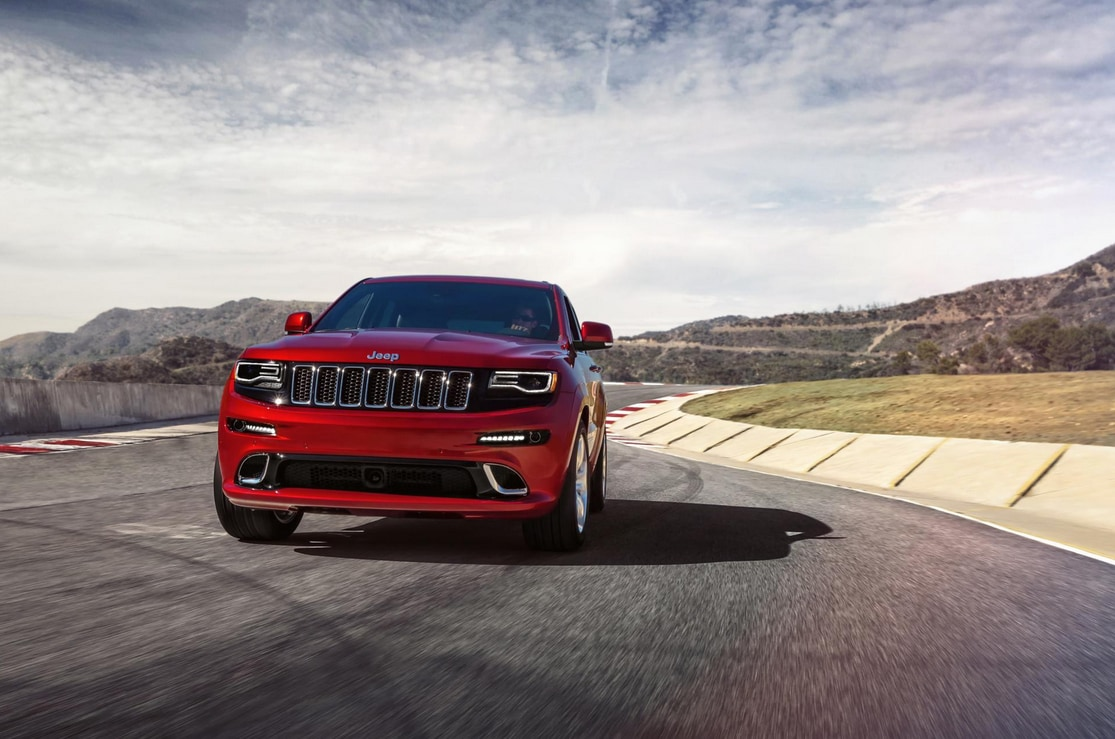 ... Jeep Grand Cherokee SRT at Hebert's Town and Country in Shreveport, LA