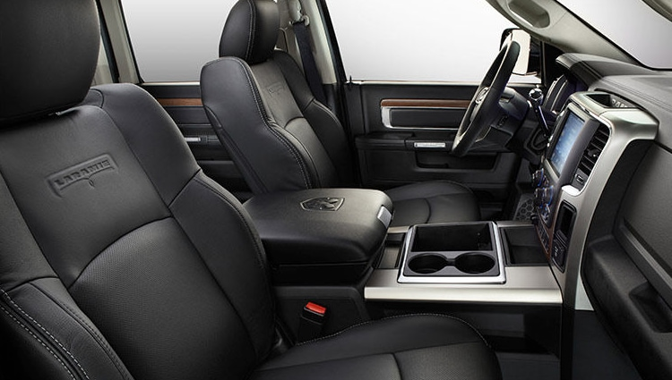 interior the 2014 ram 2500 - 2014 Dodge Ram 2500 Tradesman Interior
