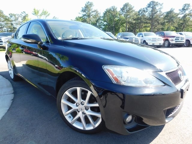 2012 LEXUS IS 250 Sedan