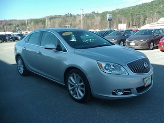 Used 2012 Buick Verano Leather Group Sedan in South Burlington, VT