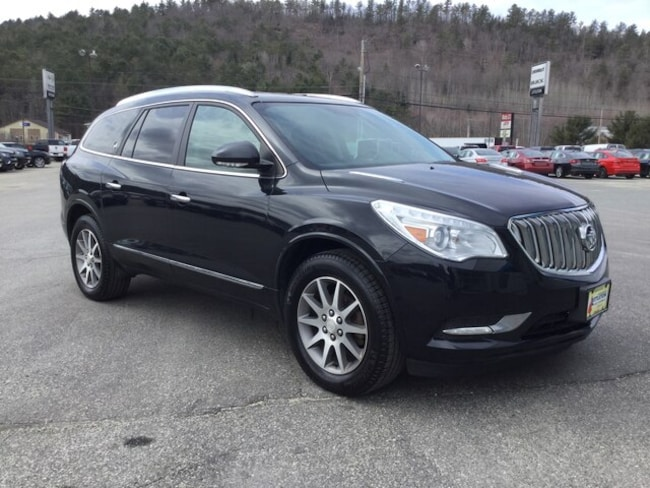 Used 2015 Buick Enclave Leather SUV Derby, VT
