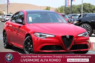 2021 Alfa Romeo Giulia SPRINT RWD Sedan