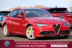 2020 Alfa Romeo Giulia Ti SPORT AWD Sedan