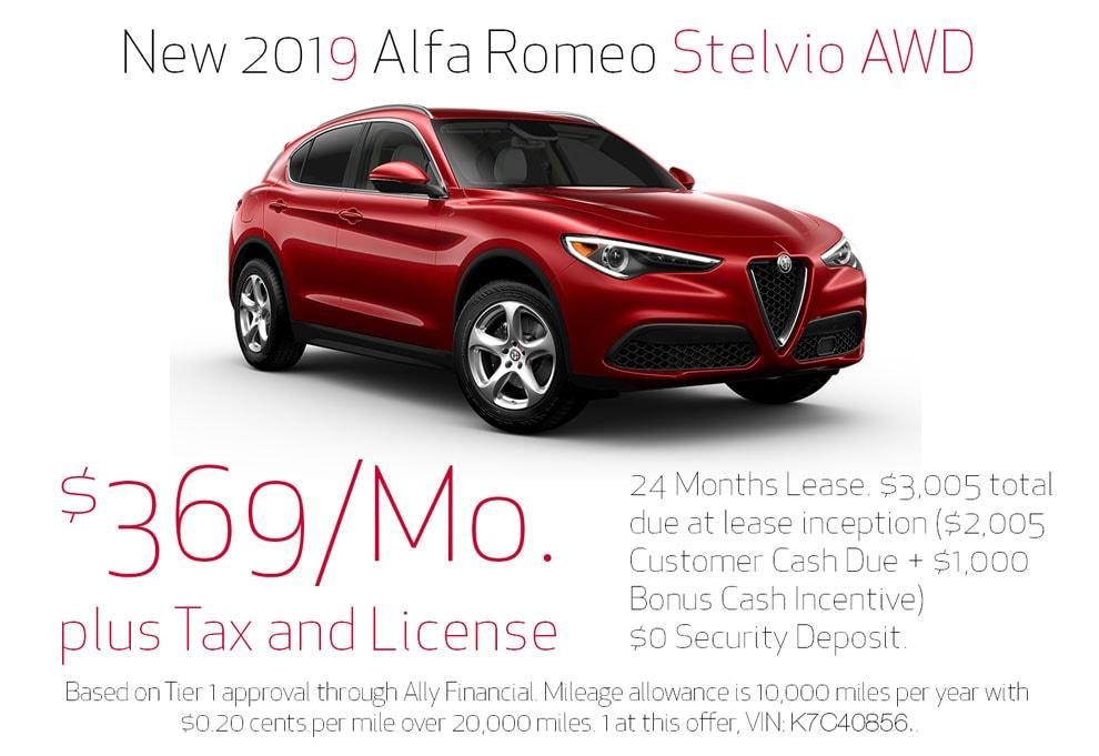 Alfa Romeo Lease >> Stelvio Lease Offers Livermore Alfa Romeo