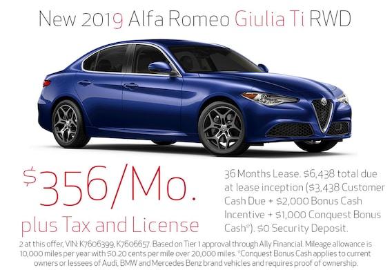 Alfa Romeo Lease >> Alfa Romeo Lease Offers Livermore Alfa Romeo