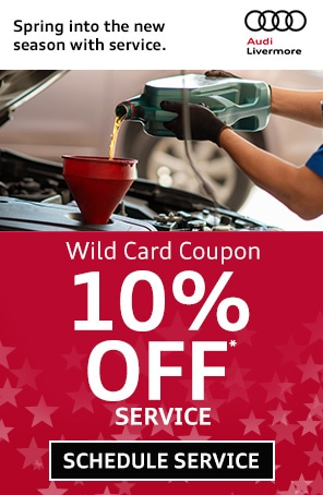 Wild Card Service Coupon in Livermore Ca