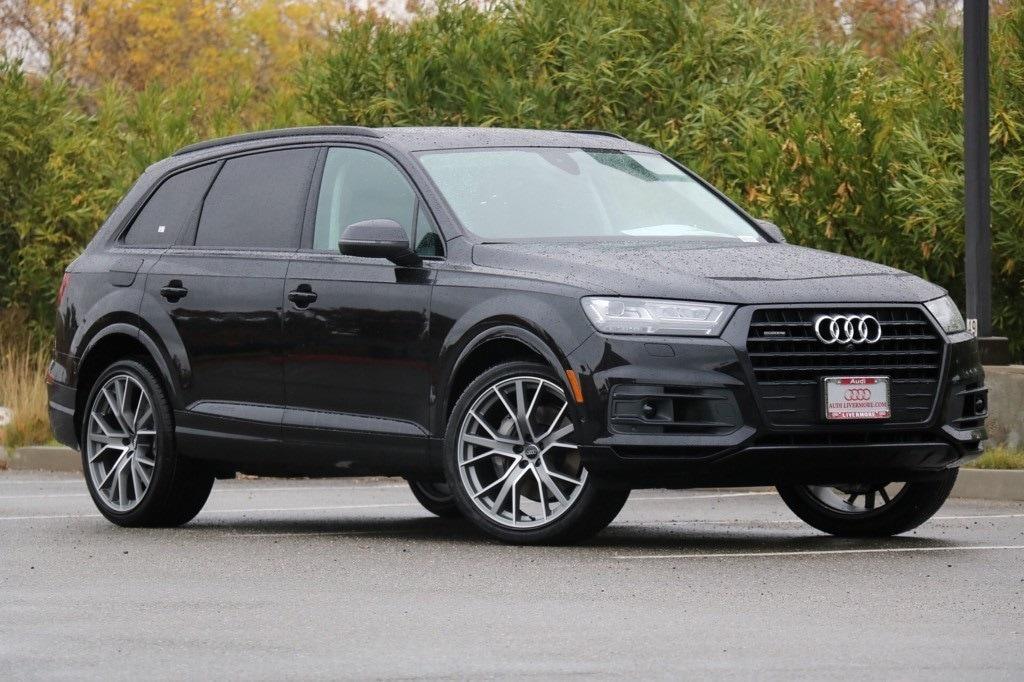 New 2019 Audi Q7 For Sale In Livermore Ca Near Pleasanton Hayward