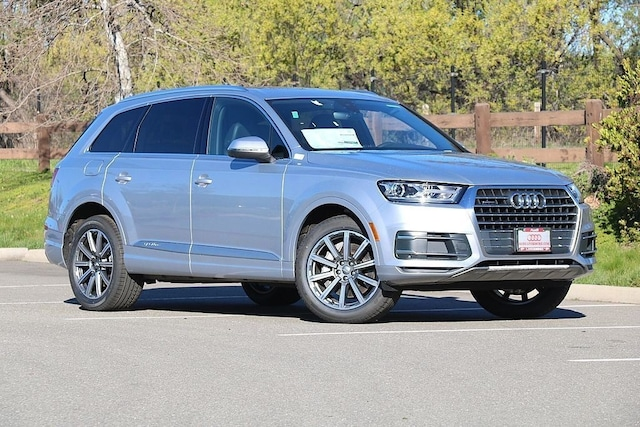 New 2019 Audi Q7 2.0T Premium SUV for sale in Livermore, CA