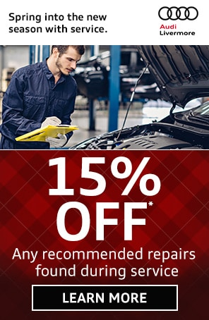 Recommended Audi Repairs Coupon in Livermore CA