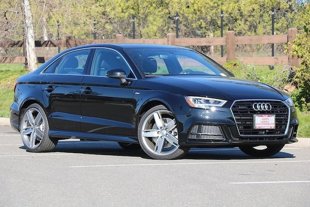 New 2019 Audi A3 2.0T Premium Plus Sedan for sale in Livermore, CA