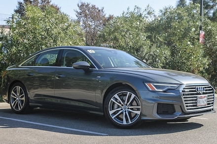 Featured Used 2019 Audi A6 3.0T Premium Plus Sedan for Sale near Fremont, CA