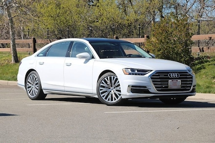 Featured New 2019 Audi A8 L 3.0T Sedan for Sale in Livermore, CA