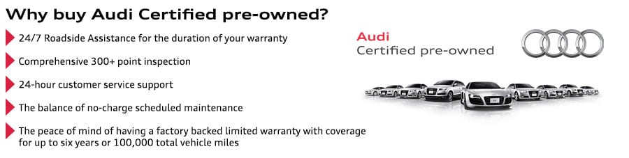 Audi Certified Pre Owned >> Audi Cpo Inventory
