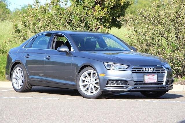 Buy a 2019 Audi A4 in Livermore, CA